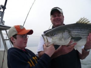 Sport Fishing Charters in Annapolis, MD on the Chesapeake Bay