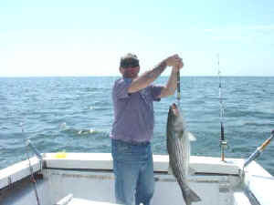 Mike Smolek - Fishing Charter Captain in Annapolis, MD